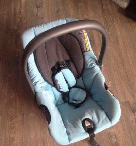 Переноска для малыша, автокресло 0-9кг