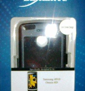 Samsung omnia HD. Футляр пластиковый