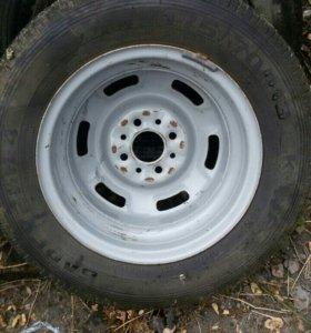 Для Ваз колесо запасное