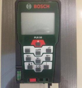 Дальномер лазерный Bosch PCL 50