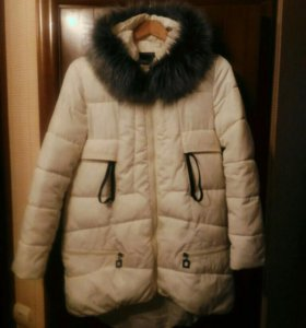 Куртка парка оверсайз (можно для беременных)