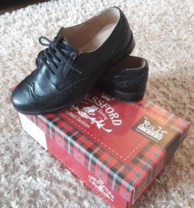 Туфли на мальчика р-р 32