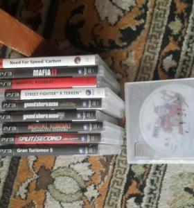 Playstation 3 и игры на ps 3