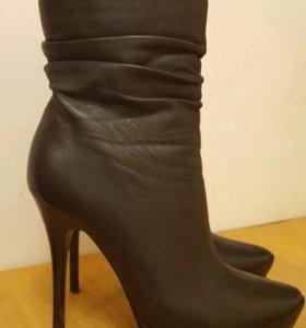 Ботинки женские натуральная кожа 36 размер