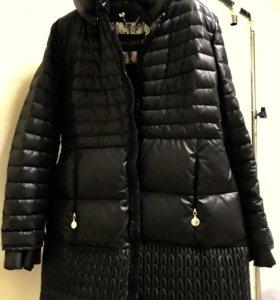 Куртка CHIARA D'ESTE на пуху новая Италия оригинал