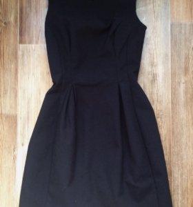 Платье чёрное Mohito
