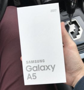 Продам новый Samsung Galaxy A5 2017
