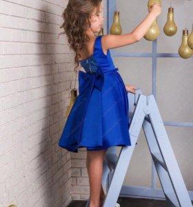 Новое детское праздничное платье