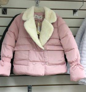 Куртки на весну