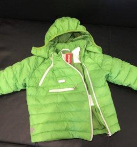 Продам детскую куртку Reima оригинал , размер 98!