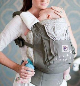 Слинг-рюкзак Ergo Baby эрго