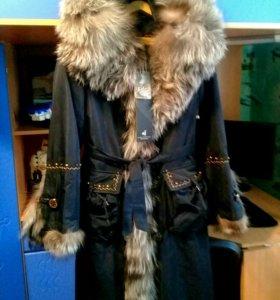 Пальто димесезонное