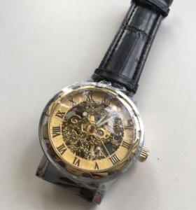 Часы скелетоны (механические)