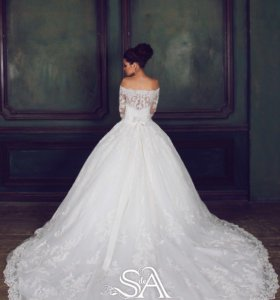 Свадебное платье Sofia de Amour