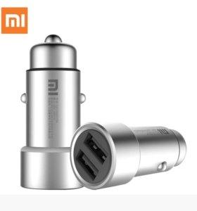 Xiaomi Зарядное устройство Dual USB