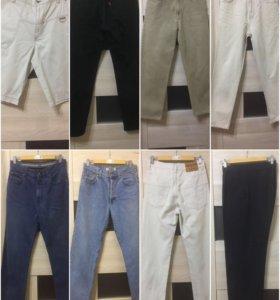 Джинсы шорты штаны бренд