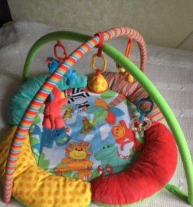 Детский развивающий коврик Mothercare