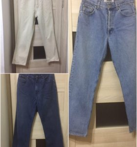 Джинсы штаны бренд