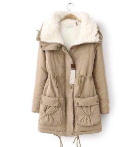Куртка-парка, новая