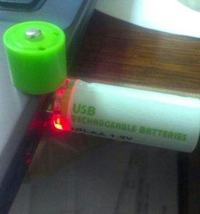 USB Акумуляторная батарея