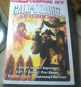 Call of juarez Антология