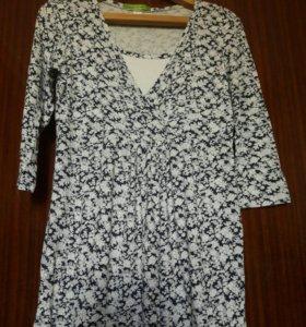 Блузка женская для беременных и кормящих мам