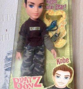 Кукла Kobe Bratz boy