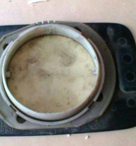 Элемент зеркала заднего вида 525i правое