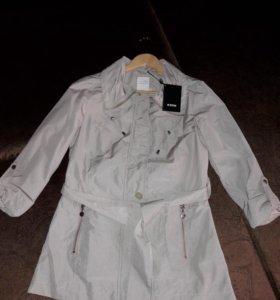 Новая куртка-ветровка, р.46-48