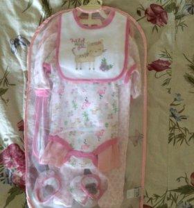 Новые!! Детские вещи 0-3 мес.,одежда для младенцев