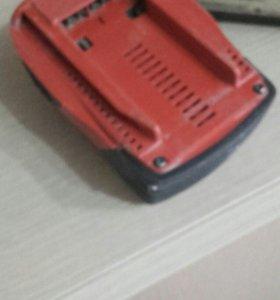 Аккумуляторы HILTI