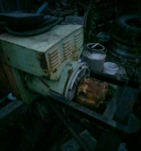 Сварочный генератор от вала отбора мощности