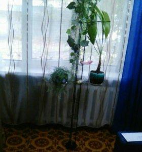 Стойка под цветы в комнату