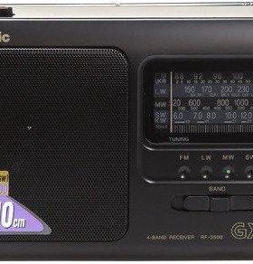 Радиоприемник PANASONIC RF-3500 отличный подарок