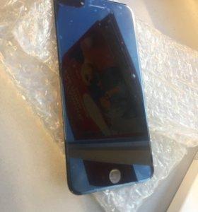 Дисплей iPhone 7 чёрный