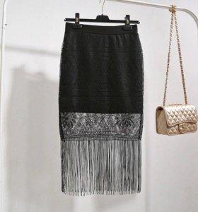 Новая стильная юбка