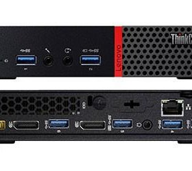 Настольный компьютер Lenovo ThinkCentre M600