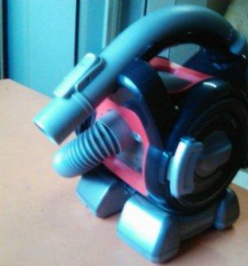 Автомобильный пылесос black decker PAD1200-XK