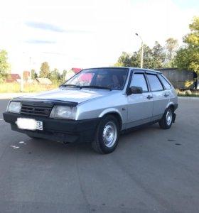 ВАЗ-2109 2002 г. ИНЖЕКТОР.