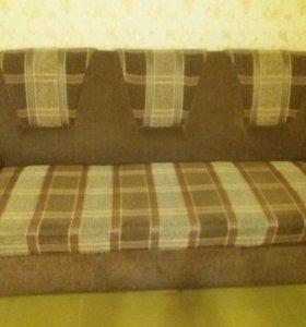 Мягкая мебель.Диван,кресла.