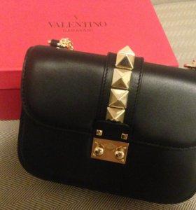 Сумка Valentino Glam Lock small
