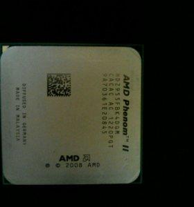 AMD Phenom II X4 955 3.2 Quad-Core BLACK EDITION