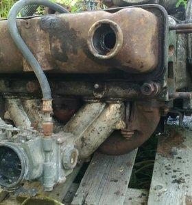 Двигатель от УАЗик