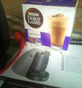 Капсульная кофемашина Nescafe DolceGusto