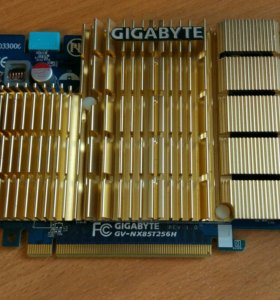 Видеокарта GF 8500gt 256 Мб PCI-E