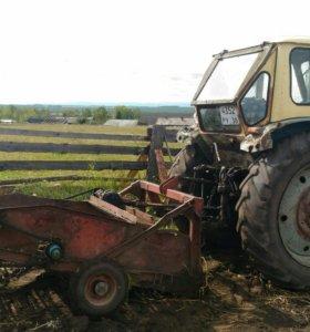 Трактор ЮМЗ-6 в комплекте с оборудованием