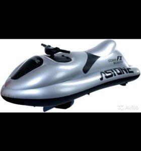 Водный надувной скутер. Новый.