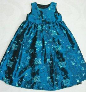 Платье F&F 5-6л