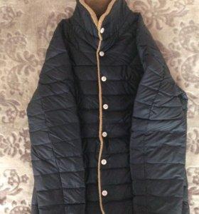 Куртка,кофта ,туфли.