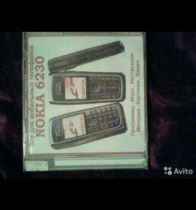 Программы для телефона Nokia 6230-за Холс(арбузный